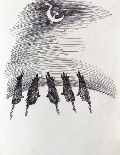 Волки 1989г