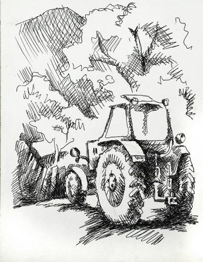 """""""Новый Свет. Трактор"""""""
