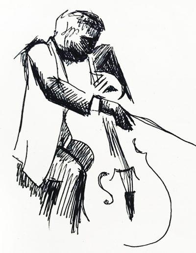 """""""Музыкант. Виолончелист"""""""